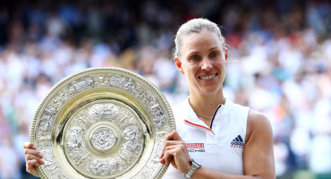 ¡Se chamaquearon a la Williams! Kerber da la sorpresa y se corona en Wimbledon