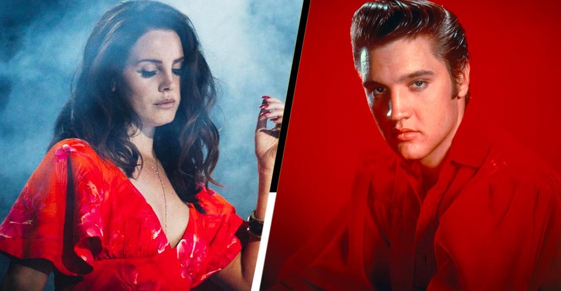 Lana del Rey lanza nueva canción para el documental de Elvis Presley