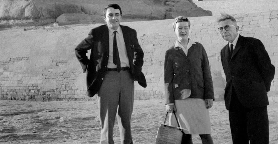 Murió Claude Lanzmann, amante y director de la catástrofe