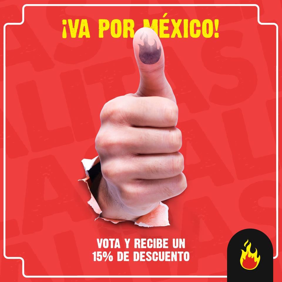8 promociones 100% reales no fake que te están esperando si ya votaste
