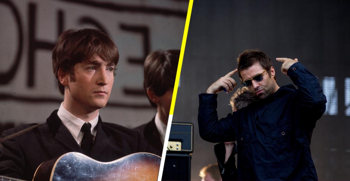 Liam Gallagher vs. problemas: ¿Quién necesita terapia cuando tiene a John Lennon?