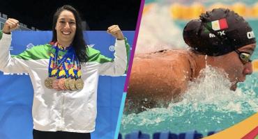 Barranquilla 2018: Liliana Ibáñez gana 9 medallas en 9 competencias