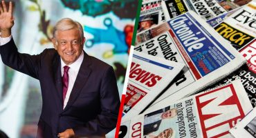 Desde populista hasta Mesías, ¿qué dice la prensa mundial sobre el nuevo presidente de México?