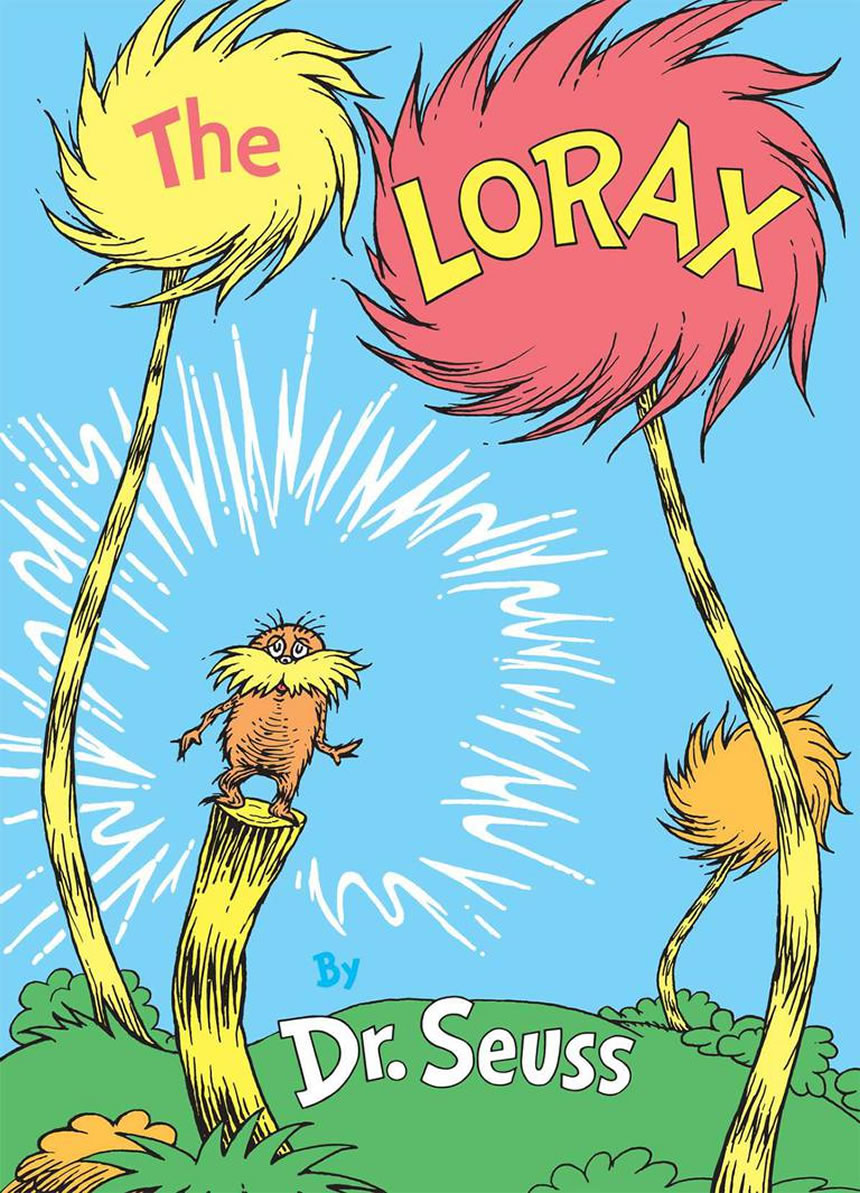 ¿El Lorax está inspirado en este mono?