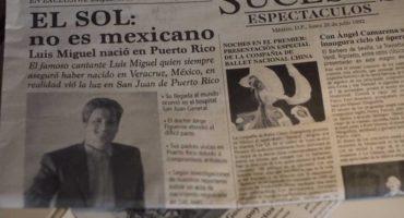 ¿El tío Tito fue quien reveló la verdadera nacionalidad de Luis Miguel?