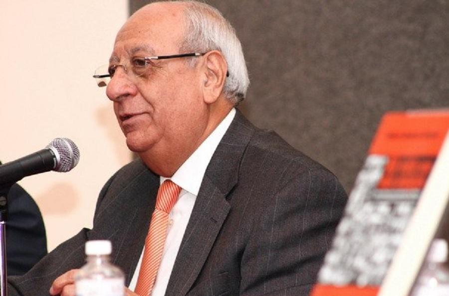 El periodista Luis Pérez García