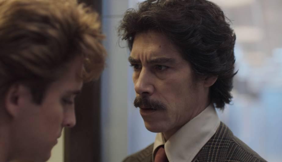 Luis miguel y Luisito Rey en la serie de Netflix
