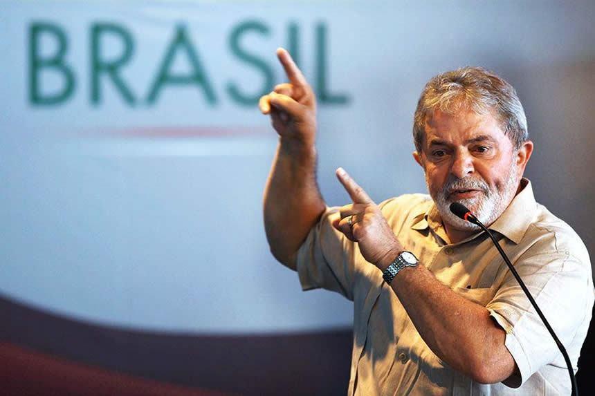 Movilización por la libertad — Lula