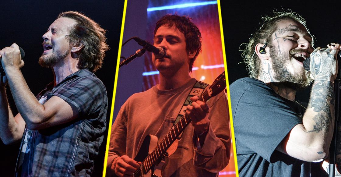 Pearl Jam, Post Malone, y MGMT brillaron en el primer día de Mad Cool 2018