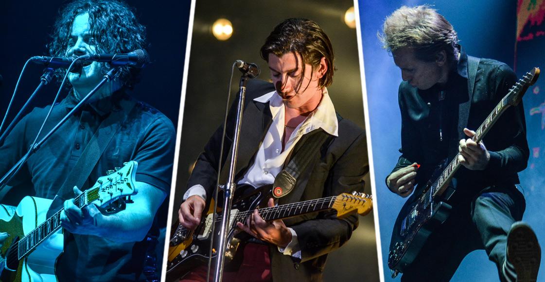 Jack White, Arctic Monkeys y Franz Ferdinand se llevaron el segundo día del Mad Cool 2018