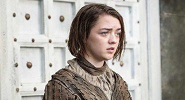Maisie Williams se despide de Arya Stark en 'Game Of Thrones' 😔
