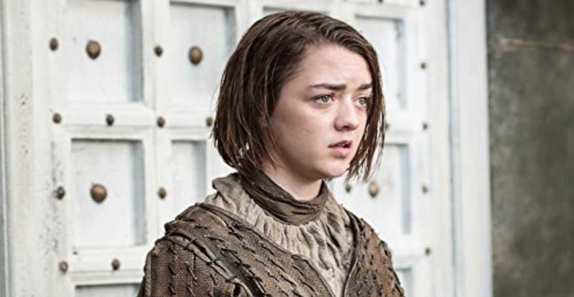Maisie Williams se despide de 'Game Of Thrones' como sólo Arya Stark podría hacerlo