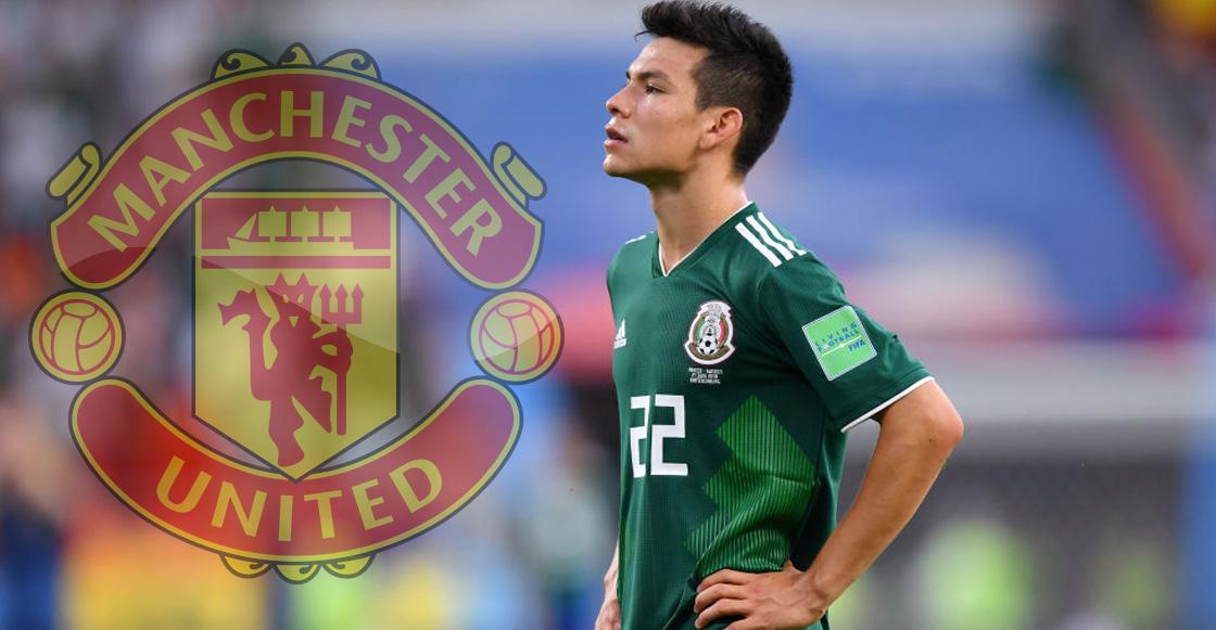 Manchester United pretende a Hirving Lozano