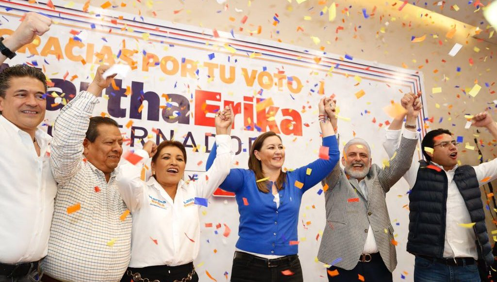 "Martha Erika Alonso acudirá a la CIDH para ""defenderse de fraude institucional"""