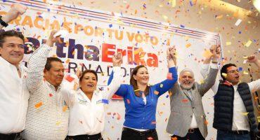IEE de Puebla confirma que salvaron registro partidos que apoyaron a Martha Érika Alonso