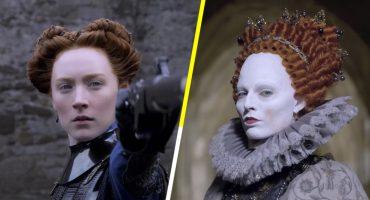 Margot Robbie y Saoirse Ronan en el primer tráiler de 'Mary Queen of Scots'