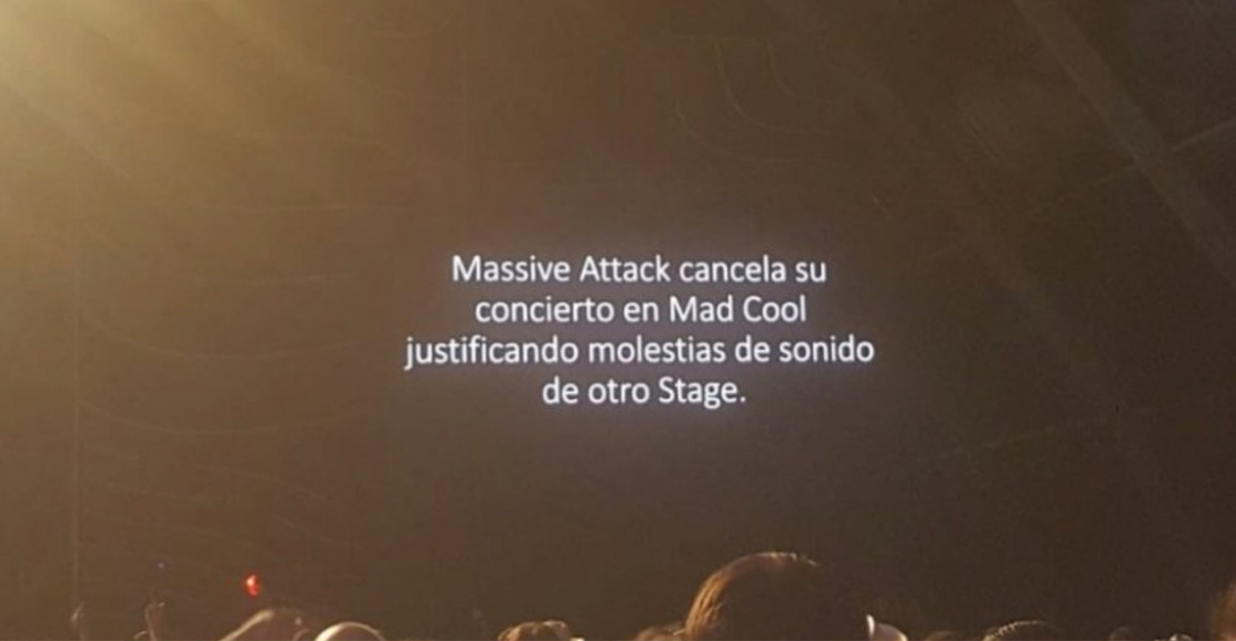 Massive Attack en Mad Cool