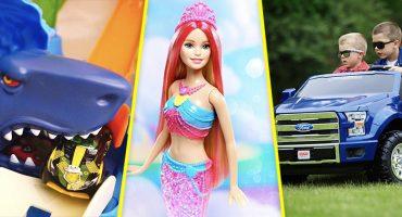 10 juguetes de Mattel que todos deseamos y nunca tuvimos
