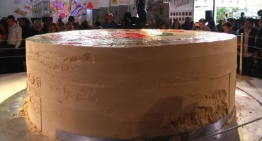 ¡México se lleva el Guinness por el mazapán más grande del mundo!