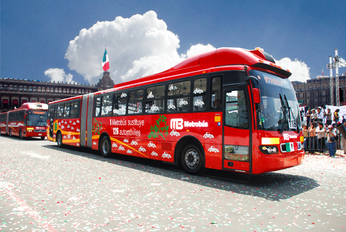 metrobús tendrá wifi