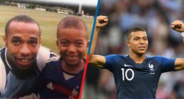 ¿Cómo eran las actuales estrellas de Les Bleus cuando Francia ganó el Mundial de 1998?