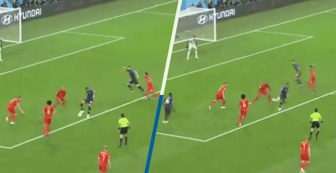 ¡Pónganse de pie! Mbappé y la jugada que enloquece a Twitter