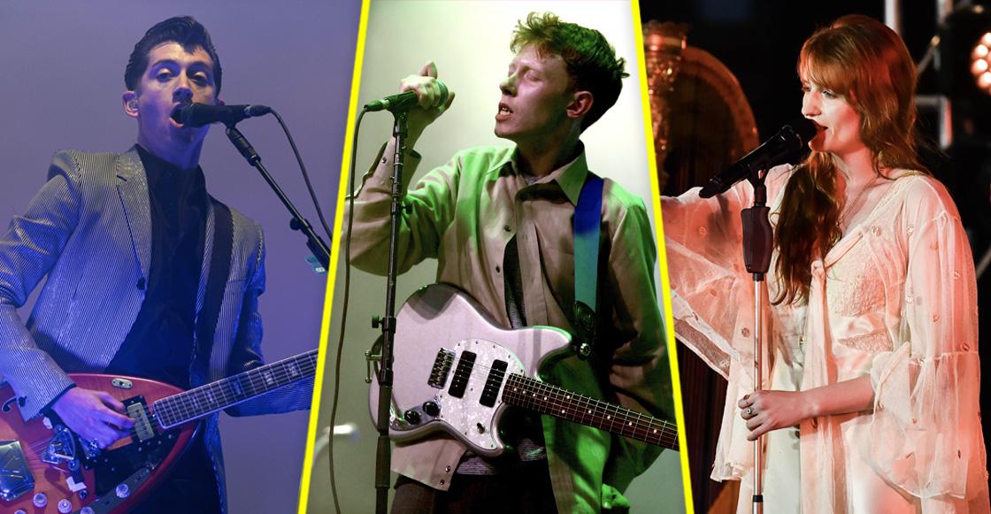 Arctic Monkeys, King Krule y Florence entre los nominados para el Mercury Prize