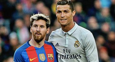 CR7 Vs. Messi
