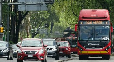 Pa' que no dejen de tuitear: Habrá Wi-Fi en todas las líneas de Metrobús
