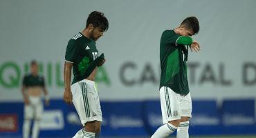 El Tri centroamericano arranca su participación con derrota