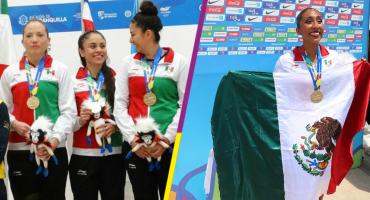 Barranquilla 2018: Paola Longoria conquista tres de tres oros posibles