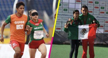 ¡Orgullo nacional! Mexicanos arrasan con las medallas el Grand Prix de Para-Atletismo