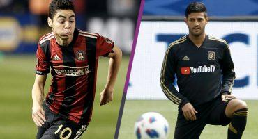 Miguel Almirón piensa que Carlos Vela debe ser capitán del MLS All-Stars