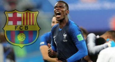 ¿Bombazo? Mino Raiola ofrece a Paul Pogba al Barcelona