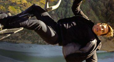 Tom Cruise: 56 años y mantiene la adrenalina al máximo en 'Mission Imposible: Fallout'