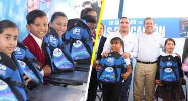 Guanajuato gasta 206mdp del presupuesto de seguridad...¡en mochilas!