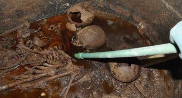 Lanzaron una petición para beber el líquido del sarcófago hallado en Egipto