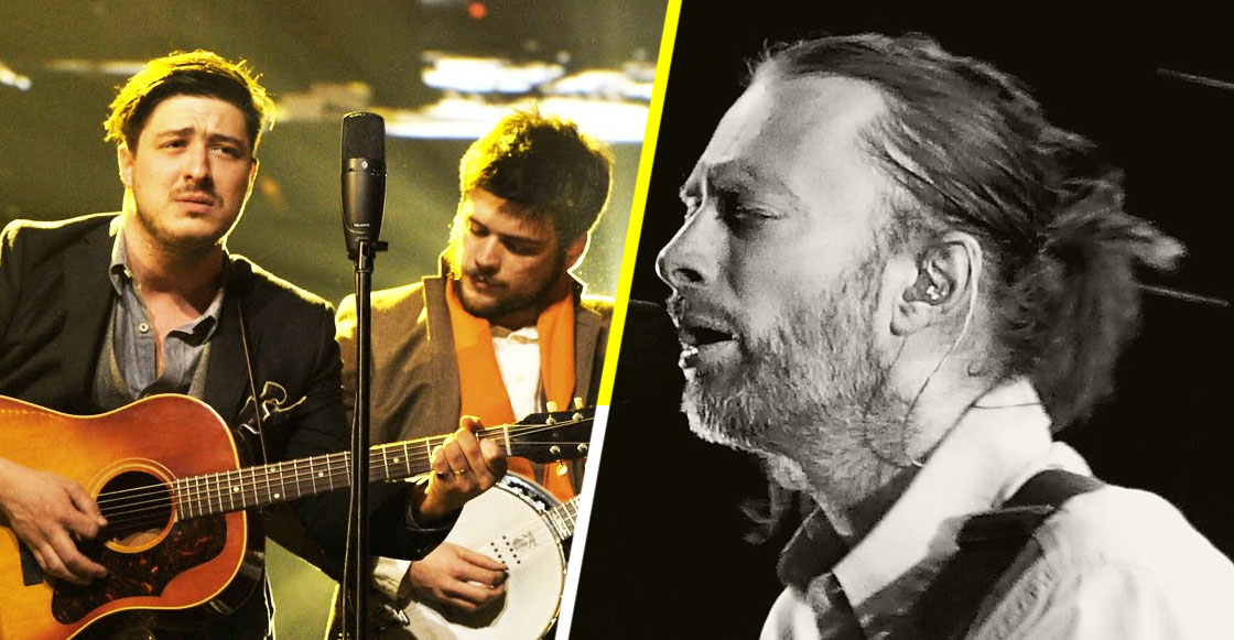 Escucha el cover de Mumford and Sons a 'All I Need' de Radiohead