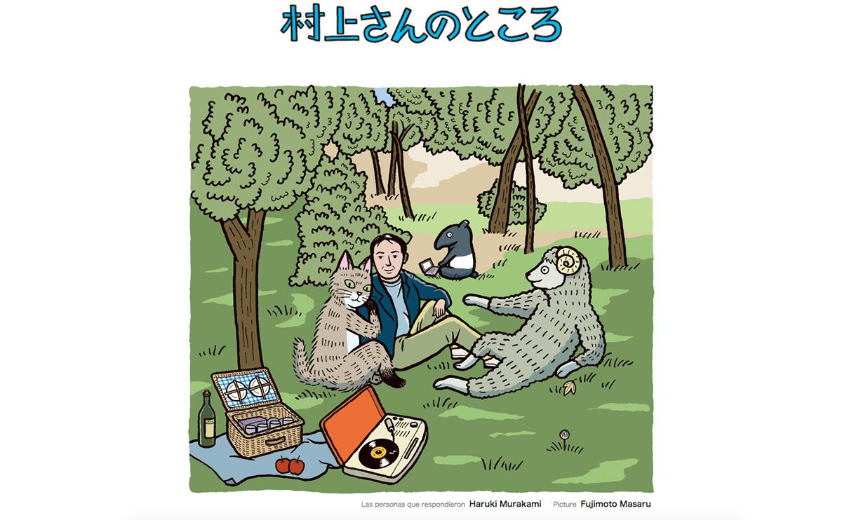 De escritor a DJ: Haruki Murakami aparecerá en un programa de radio