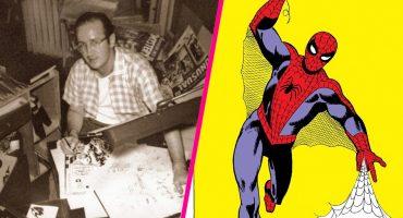 Murió Steve Ditko, el co-creador de Spiderman y Doctor Strange