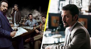Salen las primeras imágenes de 'Narcos: México' con Diego Luna y Michael Peña