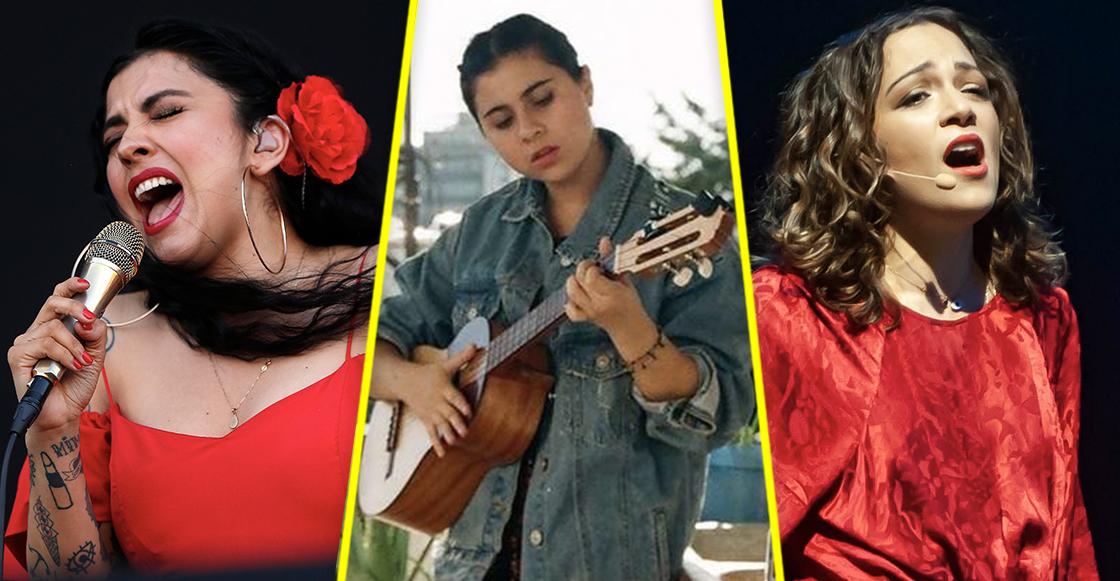 Mira a Natalia Lafourcade, Mon Laferte y Silvana Estrada cantar