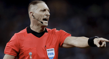 Néstor Pitana pitará la Final del Mundial de Rusia 2018