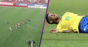 El 'Neymar Challange' llegó al estadio de los Xolos de Tijuana