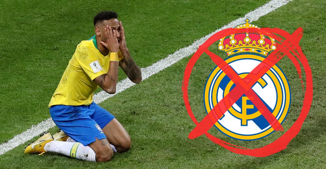 Neymar no va al Madrid