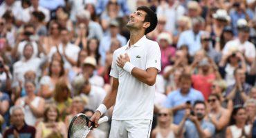 ¡Jefazo! Novak Djokovic vence a Rafael Nadal y se va a la Final de Wimbledon