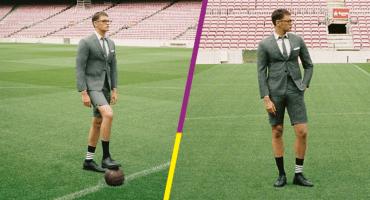 Los nuevos trajes que vestirá Messi y el Barcelona la próxima temporada