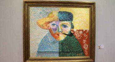 Artistas con Síndrome de Down exhiben sus obras en Bellas Artes