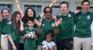 ¡Ya la hicimos! Oprah apoya a selección mexicana para el México-Brasil