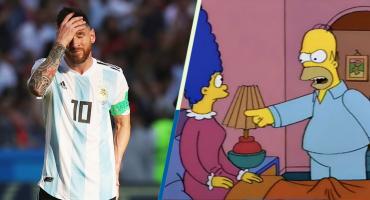 Tras 14 años de matrimonio, le pide el divorcio tras una discusión sobre Messi